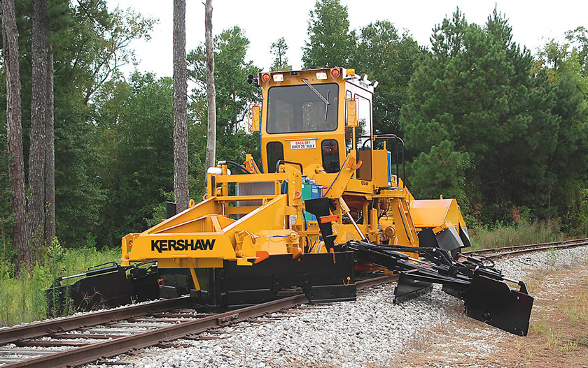 Railroad Vegetation Management - Lanracorp Inc - Right Of